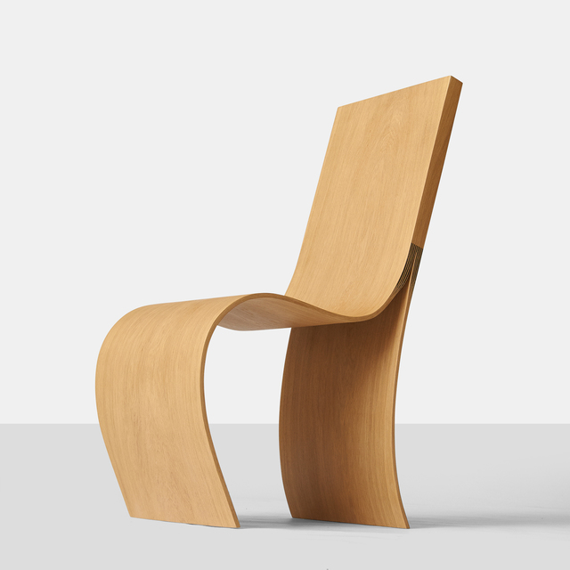 , 'Dining Chair,' ca. 2015, Almond & Co.