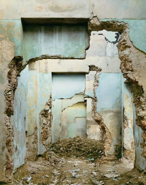 , 'La Havane - mur n°1,' 2005, Galerie Kornfeld