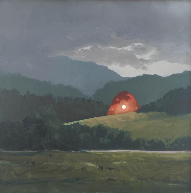 , 'Sun Dome I,' 2016, bo.lee gallery