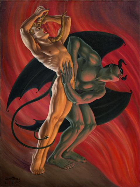 , 'Orpheus in Hades,' 1952, TASCHEN
