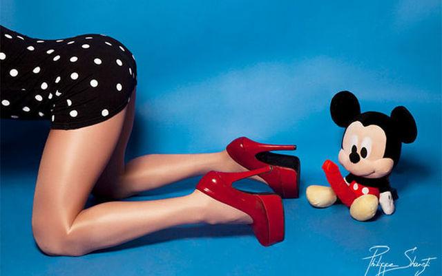 , 'Minnie is My Bitch,' 2012, Imitate Modern