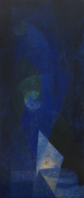 , 'Dominante Bleue,' , Whitford Fine Art