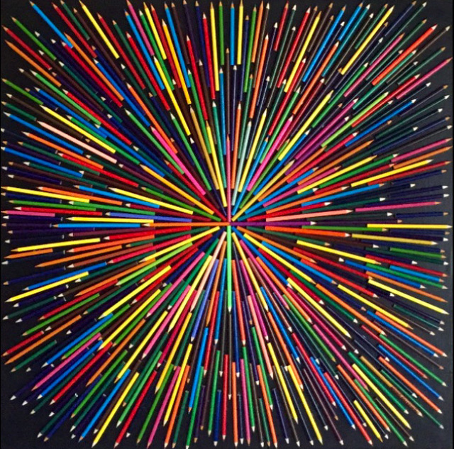 , 'Epicenter V,' 2016, Artspace Warehouse