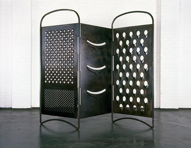 , 'Grater Divide,' 2002, Centre Pompidou