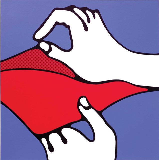 , 'O Envelope,' 1970, Arte Fundamental
