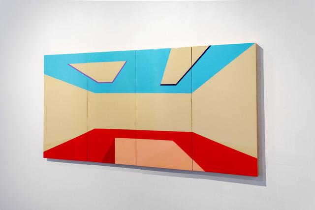 , 'Vista ,' 2018, Galleri Urbane