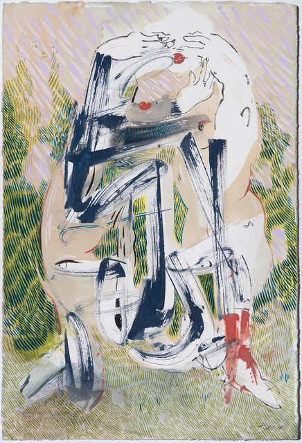 Alexa Guariglia, 'Guise', 2014, Moskowitz Bayse