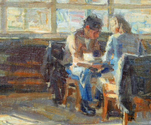 Quang Ho, 'St. Marks Morning', Unknown, Shain Gallery