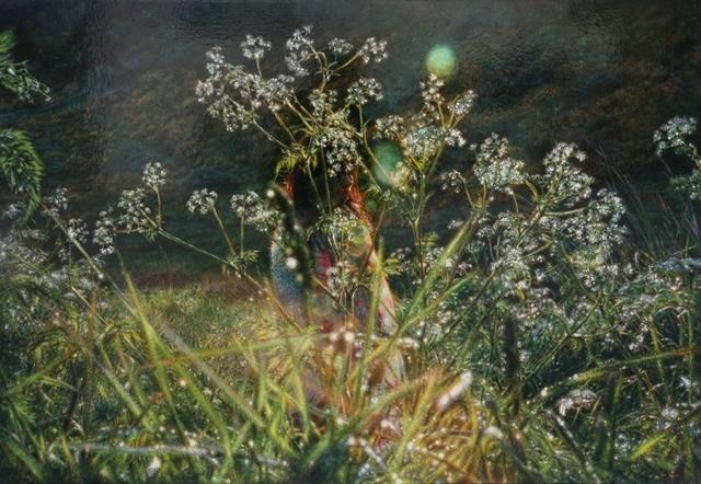 , 'Tears of Eos 晨露的體溫 90X130cm,' 2014, Galerie du Monde