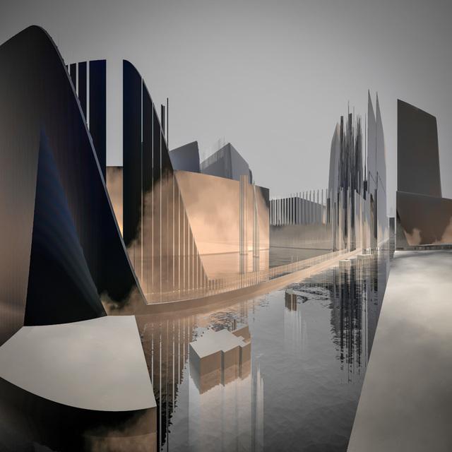, 'Landcuts Ville 4 Unt 1,' , Gauchet Fine Art