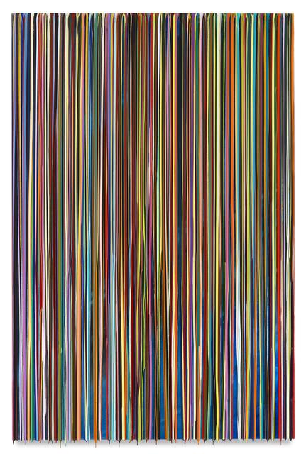 , 'DIETAUBEAUFDEMDACH,' 2016, Miles McEnery Gallery