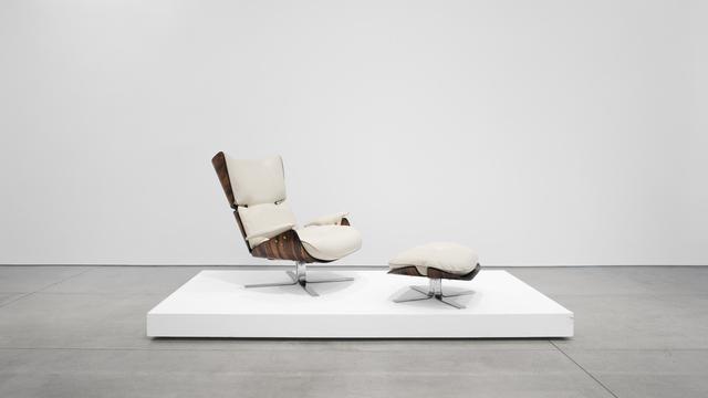 , 'Paulistana Lounge Chair and Ottoman,' 1956-1965, Peter Blake Gallery