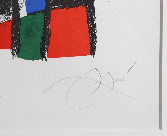 Joan Miró, 'Lithograph II (M. 1043)', 1975, RoGallery