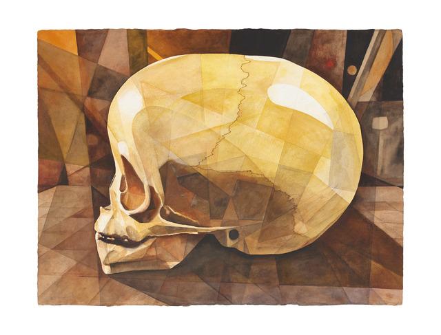 Walter Oltmann, 'Child Skull VI', 2015, Goodman Gallery