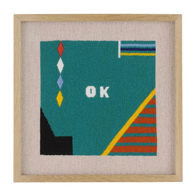 , 'OK (It's Fun to Have Fun),' 2018, Rebecca Hossack Art Gallery