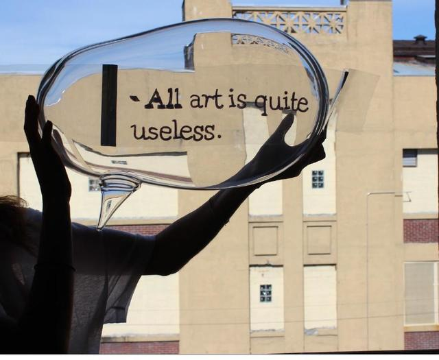 Alejandra Seeber, 'All Art is Quite Useless', 2008, Artemisa