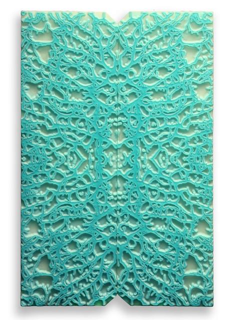 , 'Georgian Coral Sea Green,' 2015, Portland Fine Art