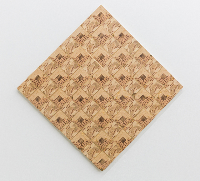 , 'Log Cabin Checkers Board,' 2017, Lisa Sette Gallery