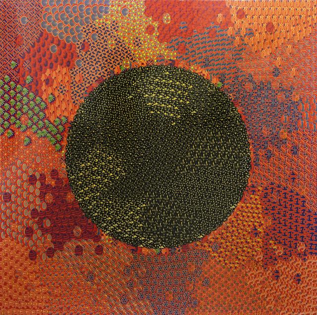 , 'Mandala Dance ,' 2016, NK Gallery