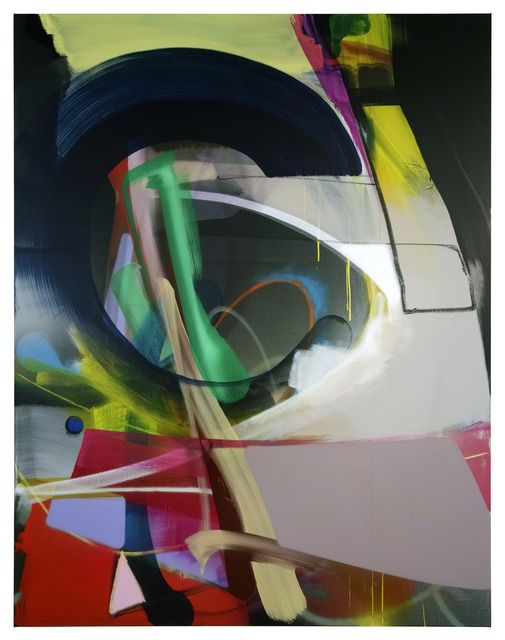 , 'UNTITLED (TRANSPARENT BLACK),' 2015, KOLLY GALLERY