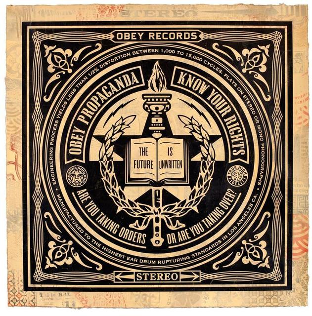 Shepard Fairey (OBEY), 'Know Your Rights', 2013, Vertu Fine Art