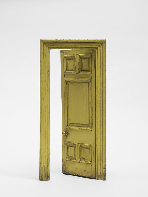 , 'Small Door (Yellow & Green),' , David Nolan Gallery