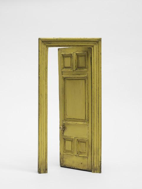 , 'Small Door (Yellow & Green),' , David Nolan Gallery