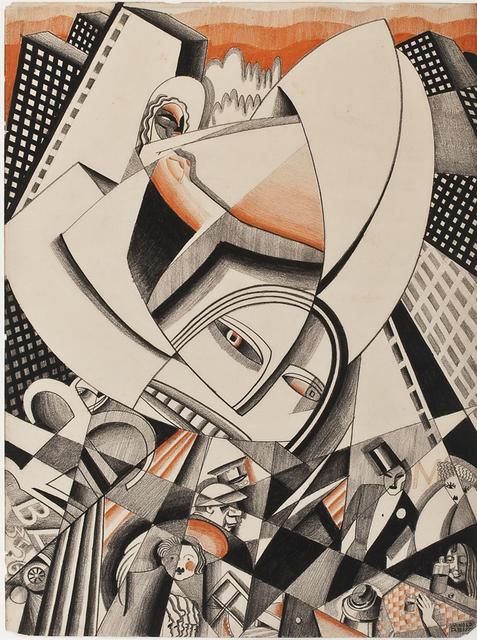 , 'City,' ca. 1921, Hirschl & Adler Galleries
