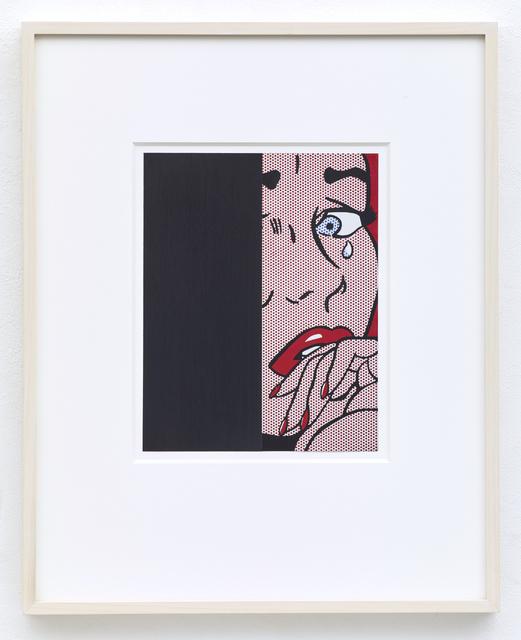 Frank Gerritz, 'Crying Girl', 2016, Taguchi Fine Art