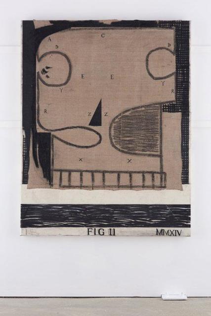 Matthew Burrows, 'The Etymologist', 2014, Vigo Gallery