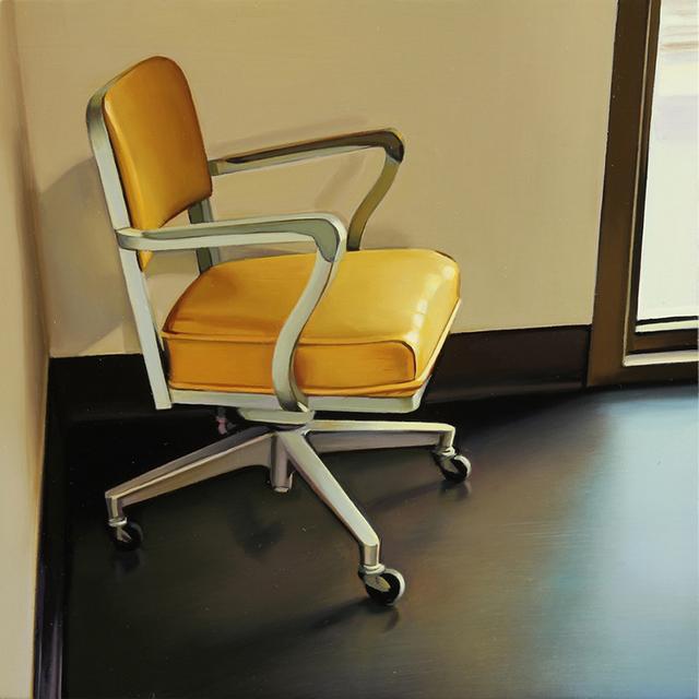 Ada Sadler, 'Elizabeth's Chair #2', 2015, Dolby Chadwick Gallery