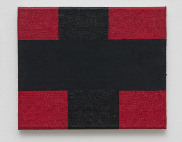 , 'Cruz Rojo [Red Cross],' 2007, Galeria Luisa Strina