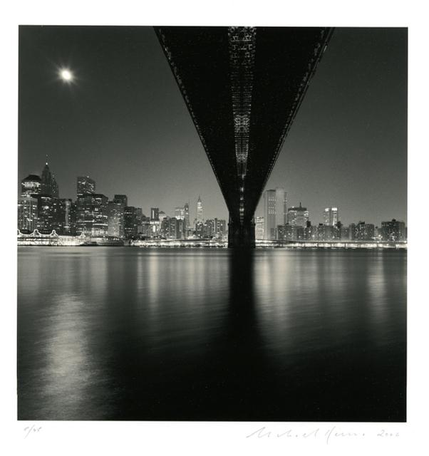 Michael Kenna, 'Brooklyn Bridge, Study 2, New York', 2006, Rick Wester Fine Art