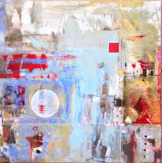 Mary-Ann Prack, 'Moonrise', 2016, Gallery at Zhou B Art Center