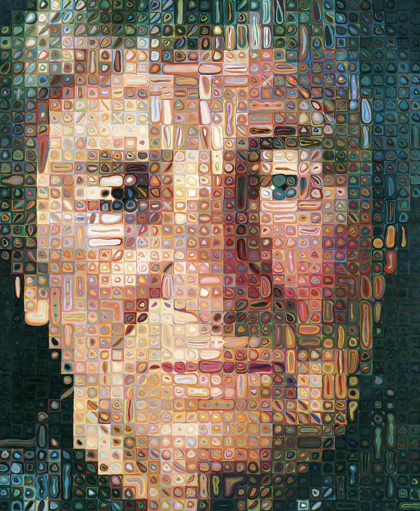 Chuck Close - 292 Artworks, Bio & Shows on Artsy