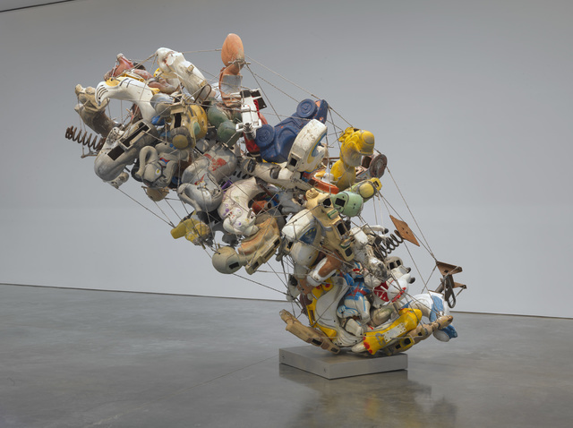 , 'Our Friend Fluid Metal, Paquito,,' 2013, Gagosian