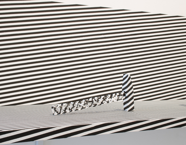 , 'Pas de point fixe, marteau,' 2017, Art Bärtschi & Cie | Geneva, Switzerland