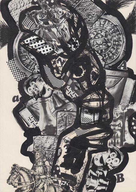 , 'América Latina II,' 1982, Henrique Faria | Buenos Aires