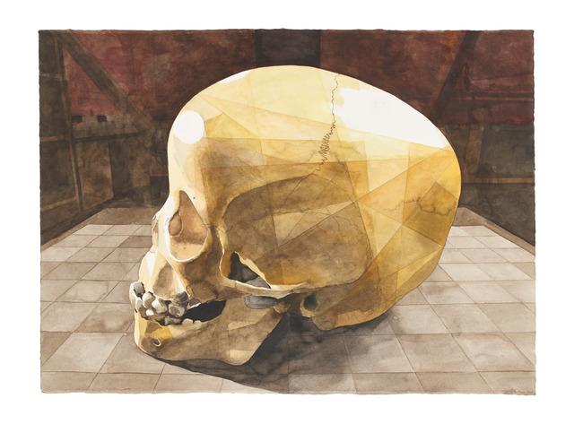 , 'Child Skull I,' 2015, Goodman Gallery