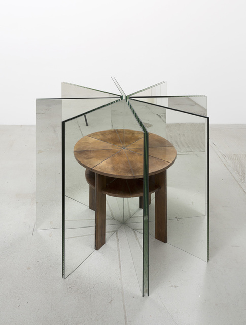 Alicja Kwade, 'Ein Tisch ist ein Tisch (A table is a table)', 2014, Galleri Nicolai Wallner