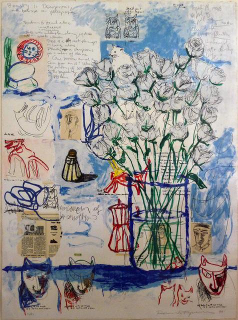 , 'BEAUTY IS DANGEROUS,' 1999, The Cash Register Art Project