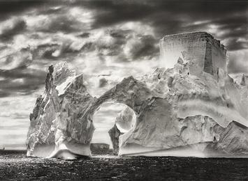 Sebastião Salgado, 'Iceberg between the Paulet Island and the South Shetland Islands, Antarctica,' 2005, Phillips: Photographs