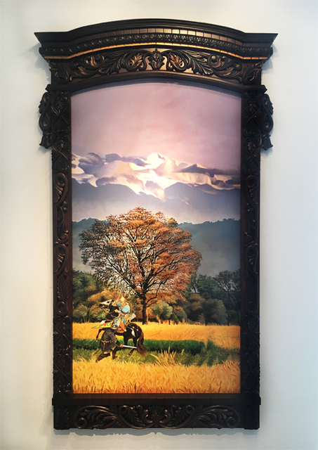 , 'Not Everyone's Heaven - 4,' 2017, Aicon Gallery