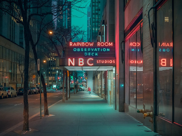 , 'New York NBC,' , ArtStar