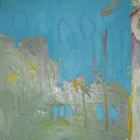Paul Wadsworth, 'Garden Promenade ', 2009, The Majlis Gallery