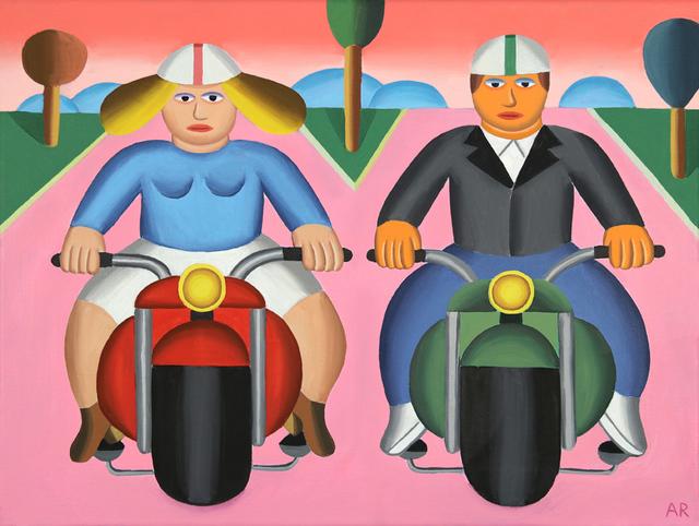 , 'Easy Riders,' 2018, Antonio Colombo