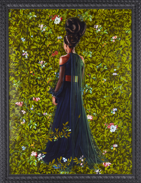 , 'Princess Victoire of Saxe-Coburg-Gotha,' 2012, Seattle Art Museum