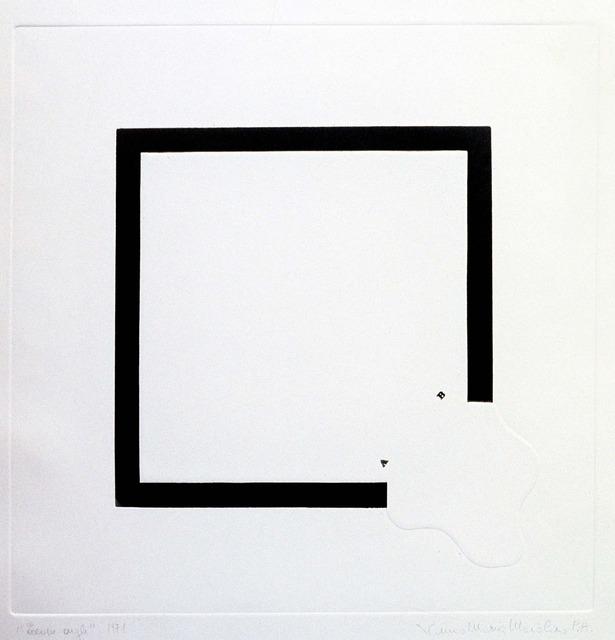 , 'Escape Angle,' 1971, Galeria Millan