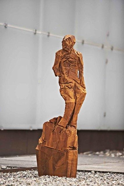 Klaus Prior, 'Figura', 2011, Sculpture, Cast Iron, GALERIE URS REICHLIN