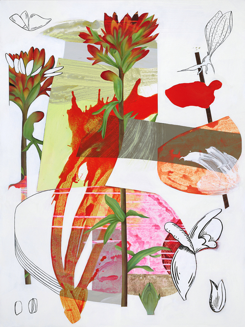 Fiona Ackerman, 'Scarlet Cup', 2019, Oeno Gallery